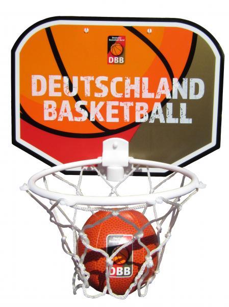 "Mini-Basketballkorb ""Deutschland Basketball"""