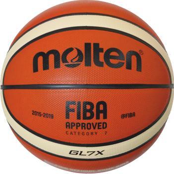 Molten Basketball BGL7X (Größe 7)