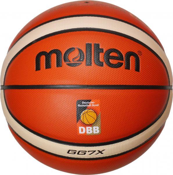 Molten Basketball BGG7X DBB (Größe 7)