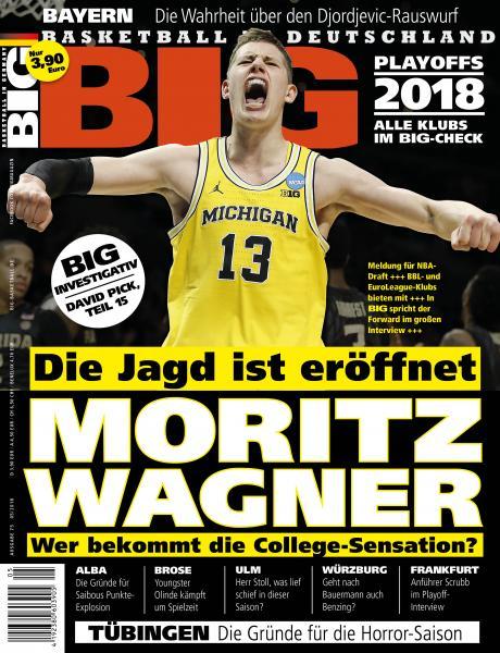 BIG - Ausgabe 75, Mai 2018