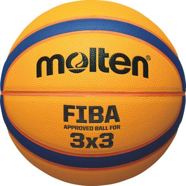 Molten 3x3 Spielball (Größe 6)