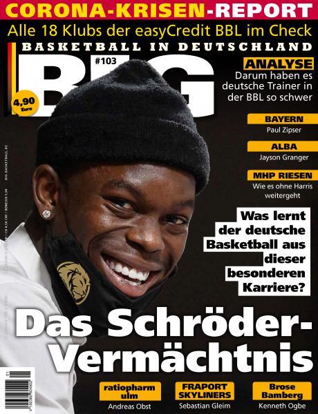 BIG - Ausgabe 103 Januar 2021