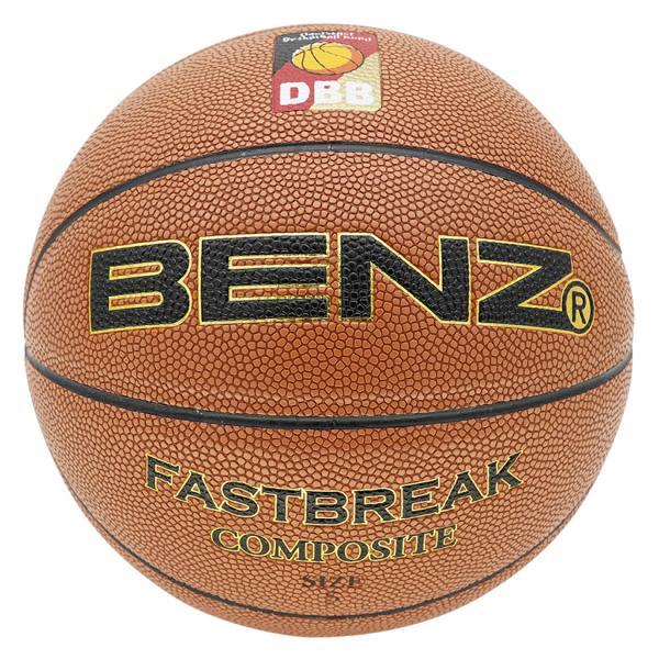 BENZ Basketball Fastbreak DBB (Größe 5)