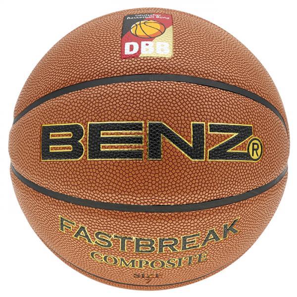 BENZ Basketball Fastbreak DBB (Größe 7)