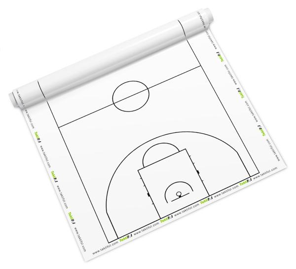 Taktifol-Rolle Basketball