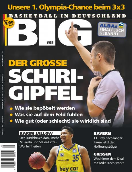 BIG - Ausgabe 95 März 2020