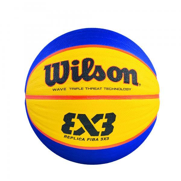 Wilson FIBA 3x3 Replica Ball (Größe 6)