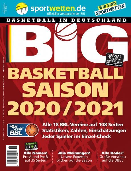 BIG - Ausgabe 100 Oktober 2020 - Jubiläumsausgabe