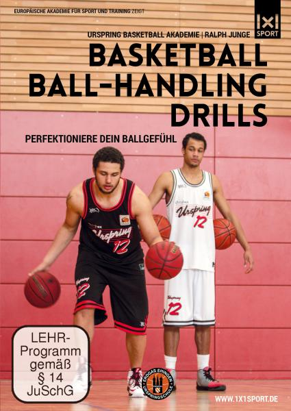 DVD Basketball Ball-Handling Drills