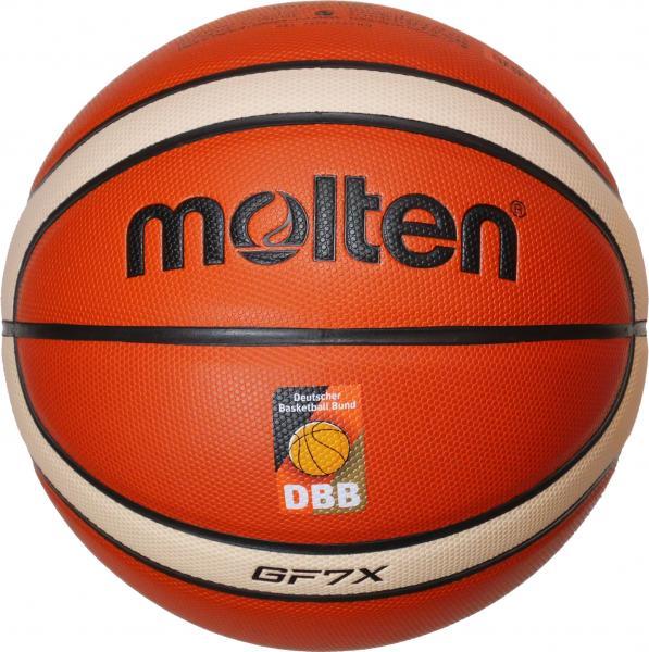 Molten Basketball BGF7X DBB (Größe 7)