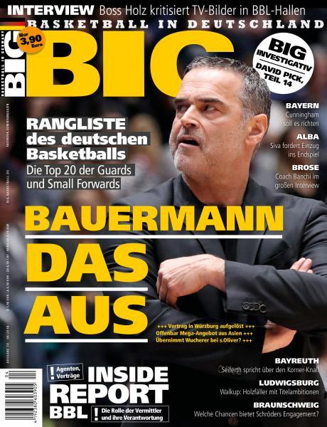 BIG - Ausgabe 74, April 2018