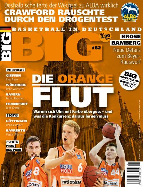 BIG - Ausgabe 82, Januar 2019