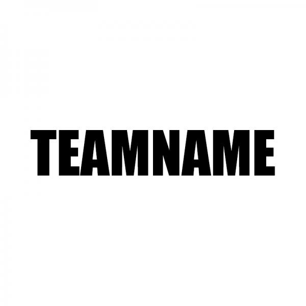 BEFLOCKUNG 3x3 Set (Teamname Rücken)