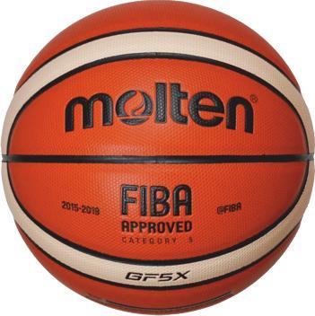 Molten Basketball BGF5X DBB (Größe 5)