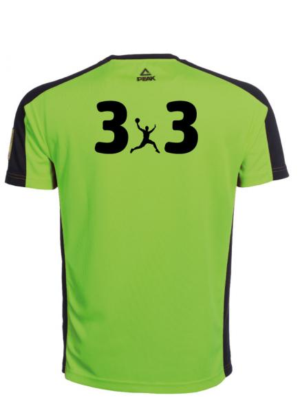 PEAK 3x3 Referee Shirt (mit DBB Logo)