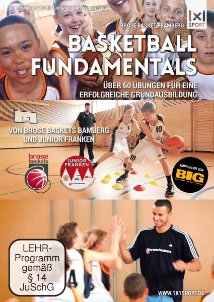 DVD Basketball Fundamentals
