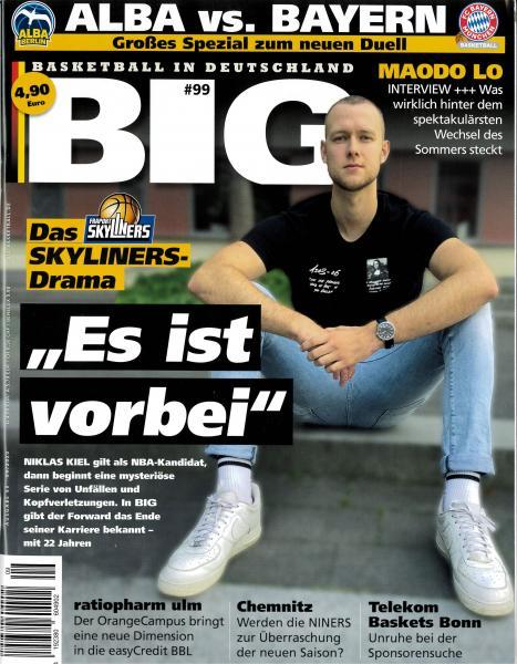 BIG - Ausgabe 99 September 2020