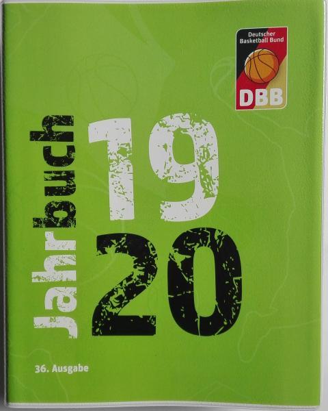 DBB Jahrbuch 2019/2020