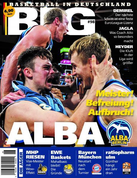 BIG - Ausgabe 98 Juli 2020