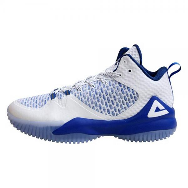 PEAK Basketballschuh LOU Williams Streetball Master (weiß-blau)