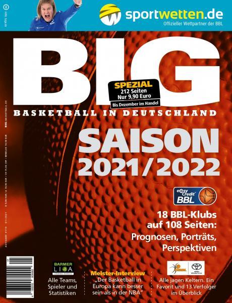 BIG - Sonderausgabe #110 (September 2021)