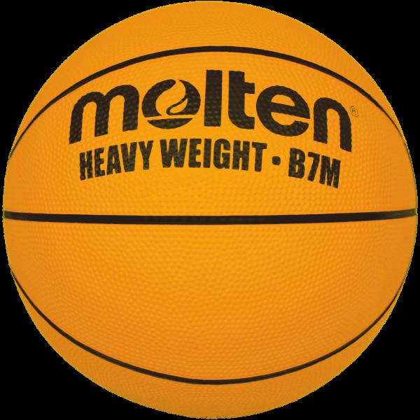 Molten Heavy Weight Basketball B7M (Größe 7)