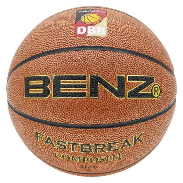 BENZ Basketball Fastbreak DBB (Größe 6)