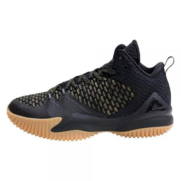 PEAK Basketballschuh LOU Williams Streetball Master (schwarz-gold)