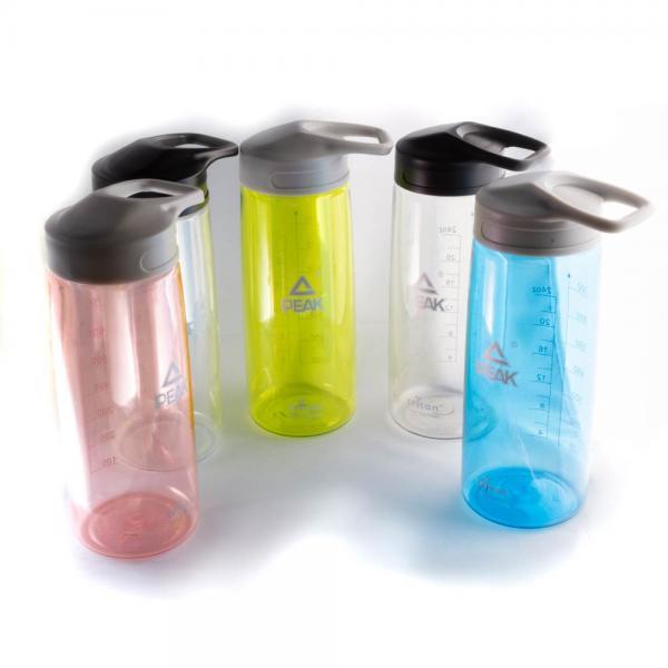 PEAK Trinkflasche Tritan (div. Farben)