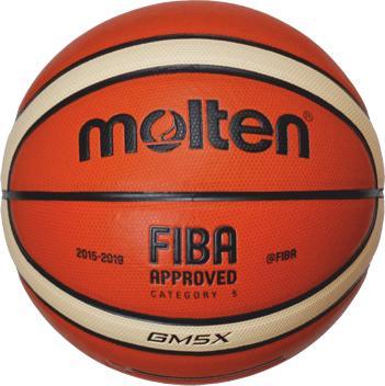 Molten Basketball BGM5X (Größe 5)