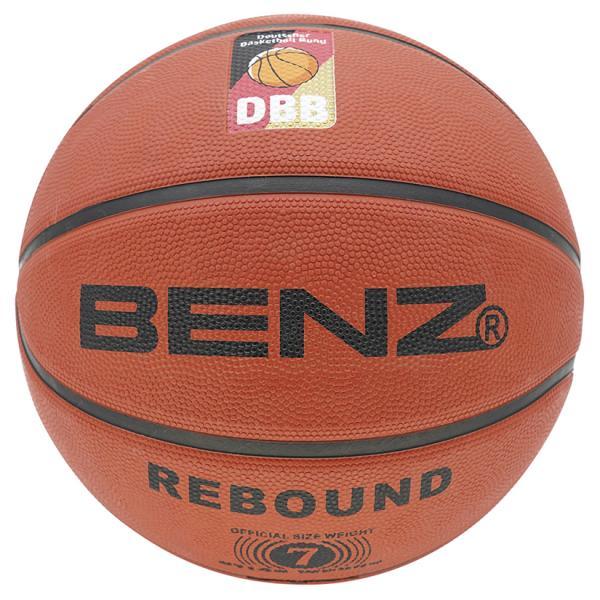 BENZ Basketball Rebound DBB (Größe 7)