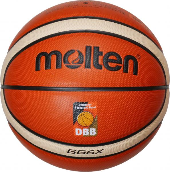Molten Basketball BGG6X DBB (Größe 6)
