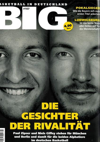 BIG - Ausgabe 107 Juni 2021