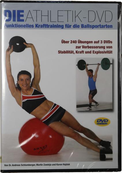 Die Athletik DVD (Funktionelles Krafttraining für die Ballsportarten)