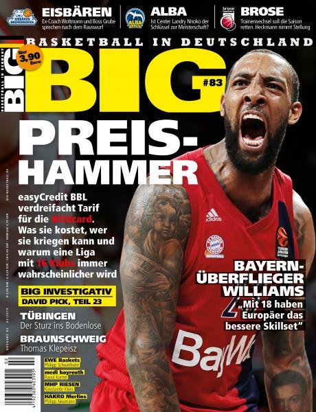 BIG - Ausgabe 83, Februar 2019