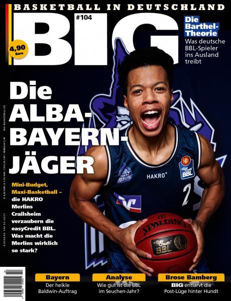 BIG - Ausgabe 104 Februar 2021