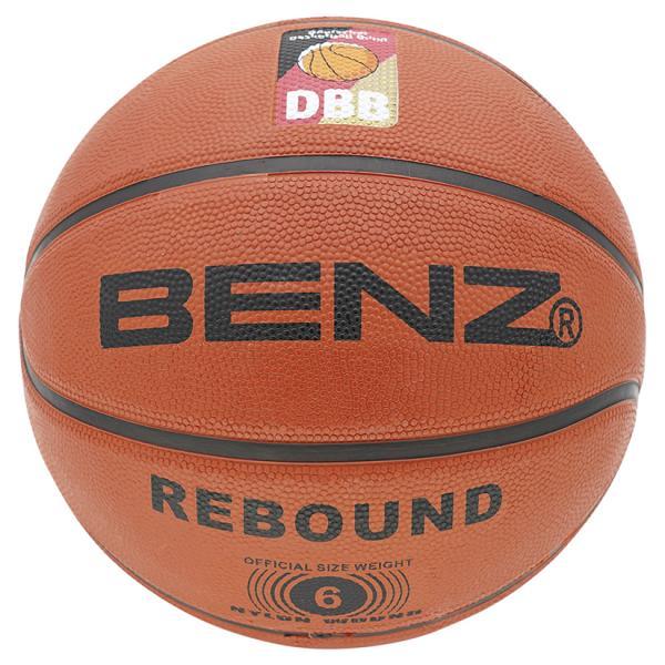 BENZ Basketball Rebound DBB (Größe 6)