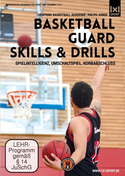 DVD Basketball Guard Skills and Drills