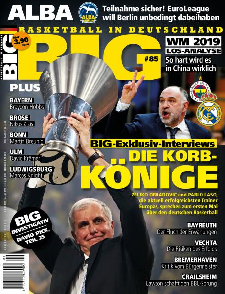 BIG - Ausgabe 85, April 2019