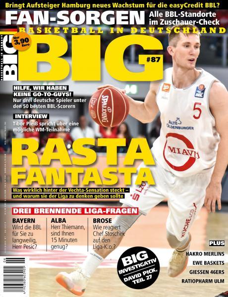 BIG - Ausgabe 87, Juni 2019