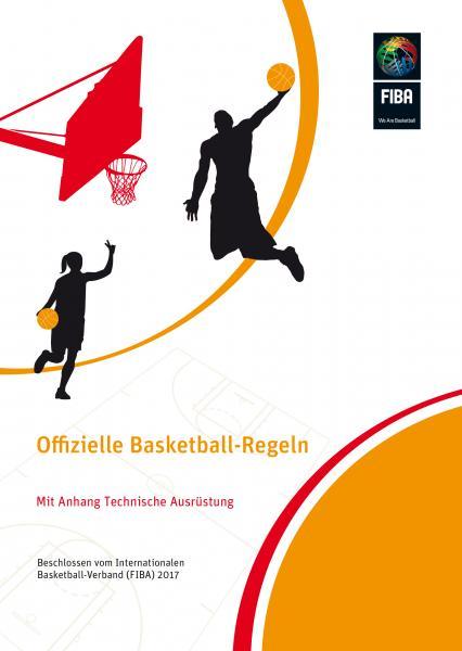 Offizielle Basketball-Regeln 2017
