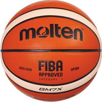 Molten Basketball BGM7X (Größe 7)
