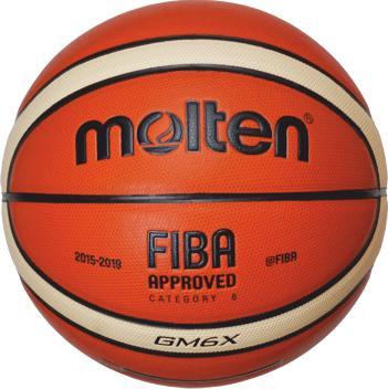 Molten Basketball BGM6X (Größe 6)