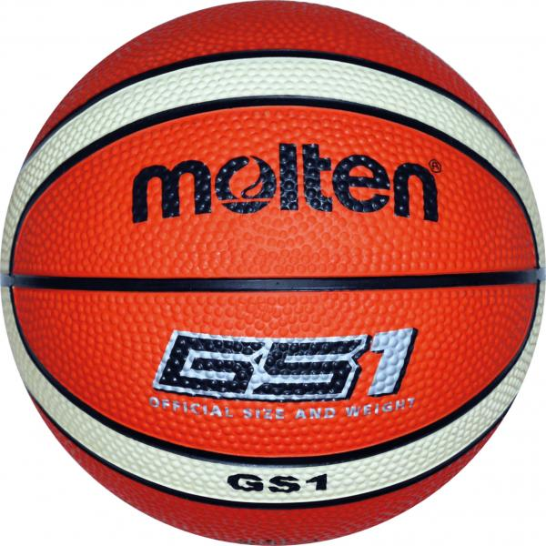 Molten Mini-Basketball BGS1-OI (Größe 1)