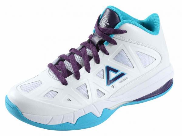 PEAK Kinderbasketballschuh Blue Carolina