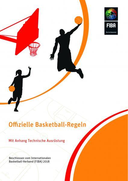 Offizielle Basketball-Regeln 2018