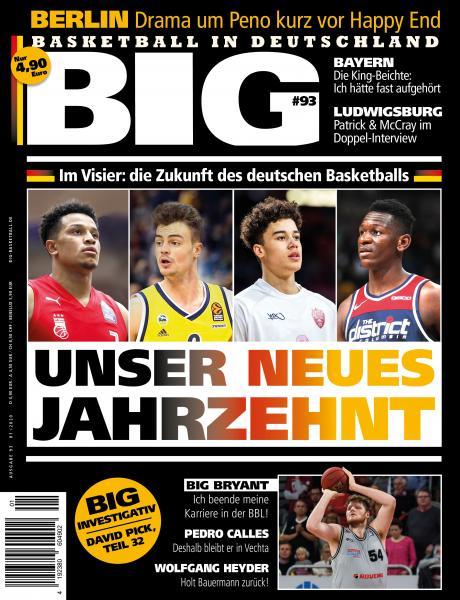 BIG - Ausgabe 93 Januar 2020