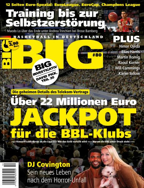 BIG - Ausgabe 80, November 2018